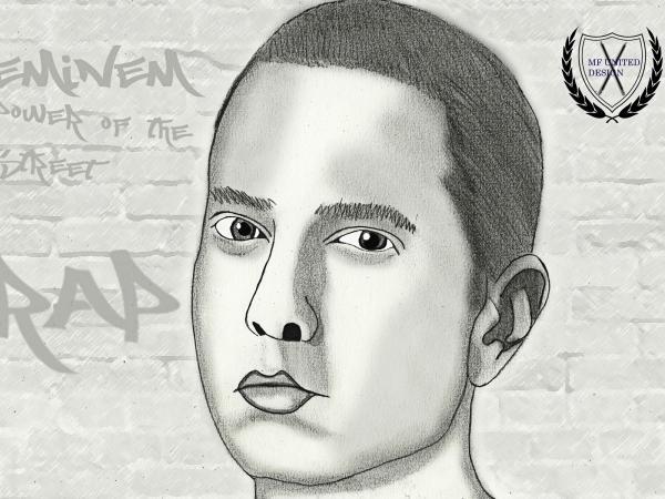 Eminem by merytamon
